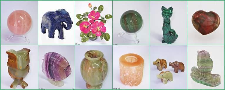 Dekorativni izdelki iz kamna