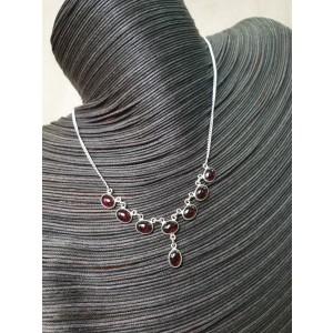 Ogrlica Granat - Indija