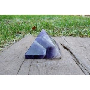 Piramida - Ametist (Chevron)