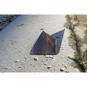 Piramida - Fluorit