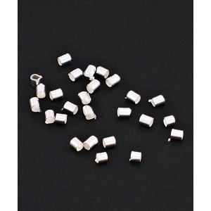Zaključne cevke za pletenico debeline nad 0.4mm (100kos)
