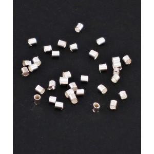 Zaključne cevke za pletenico do debeline 0.4mm (100kos)
