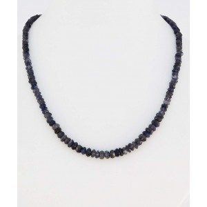 Ogrlica Iolit - Facette