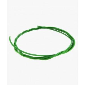 Usnjena Vrvica 1m x 1.8mm -  Svetlo Zelena