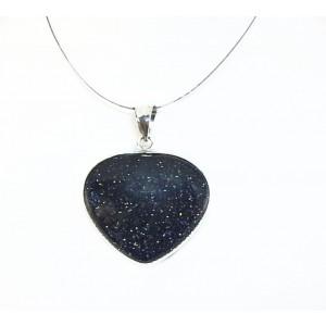 Obesek Srce - Modri sončev kamen